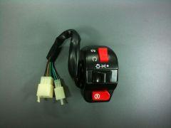 Lichtschaltereinheit rechts GT3 (Version mit Not-Aus Schalter)