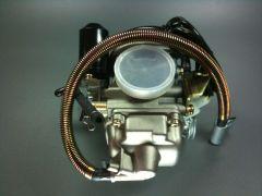 Vergaser (24mm) für 125ccm 4-Takt mit E-Choke