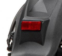 S4 Reflektor Spritzschutz hinten