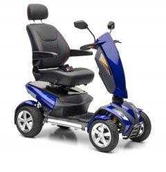 Nova Motors Vita vierwielige elektrische scootmobiel bejaardenmobiel met instelbare snelheid tot 12 km/u en 40 km actieradius