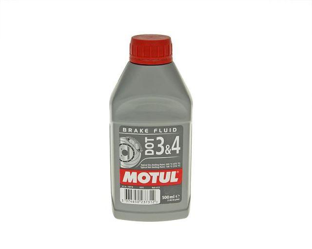 Bremsflüssigkeit Motul DOT 3&4 Brake Fluid