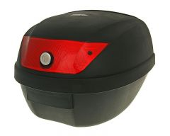 Universal Topcase Koffer schwarz