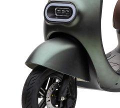 S3 Spritzschutz vorne (mattgrün)