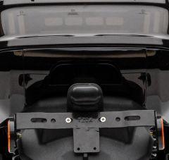 S5 Heckverkleidung unten (schwarz)