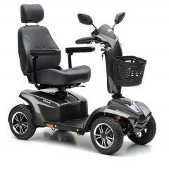 Komfort Elektromobil mit 4-Luftreifen, der Nova Motors Admiral Premium