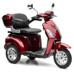 Nova Motors Bendi Premium met draagbar Accupack driewiel - scooter elektrische scootmobiel bejaardenmobiel - Model 2020