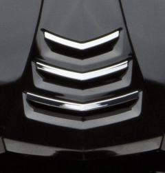 Chromeinsatz Frontverkleidung Grace | ZN50QT-56