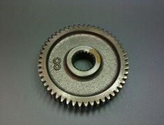 Zahnrad auf Getriebeausgangswelle ZN50QT