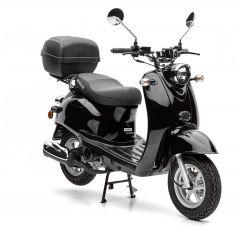 Nova Motors Retro Star 50 Touring zwart - Model 2020