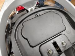 Batterieabdeckung EVE