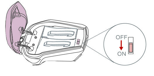 Schlüssel und Fernbedinung des Nova Motors S4 Elektrorrollers
