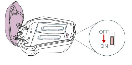 Schlüssel und Fernbedinung des Nova Motors S5 Elektrorrollers